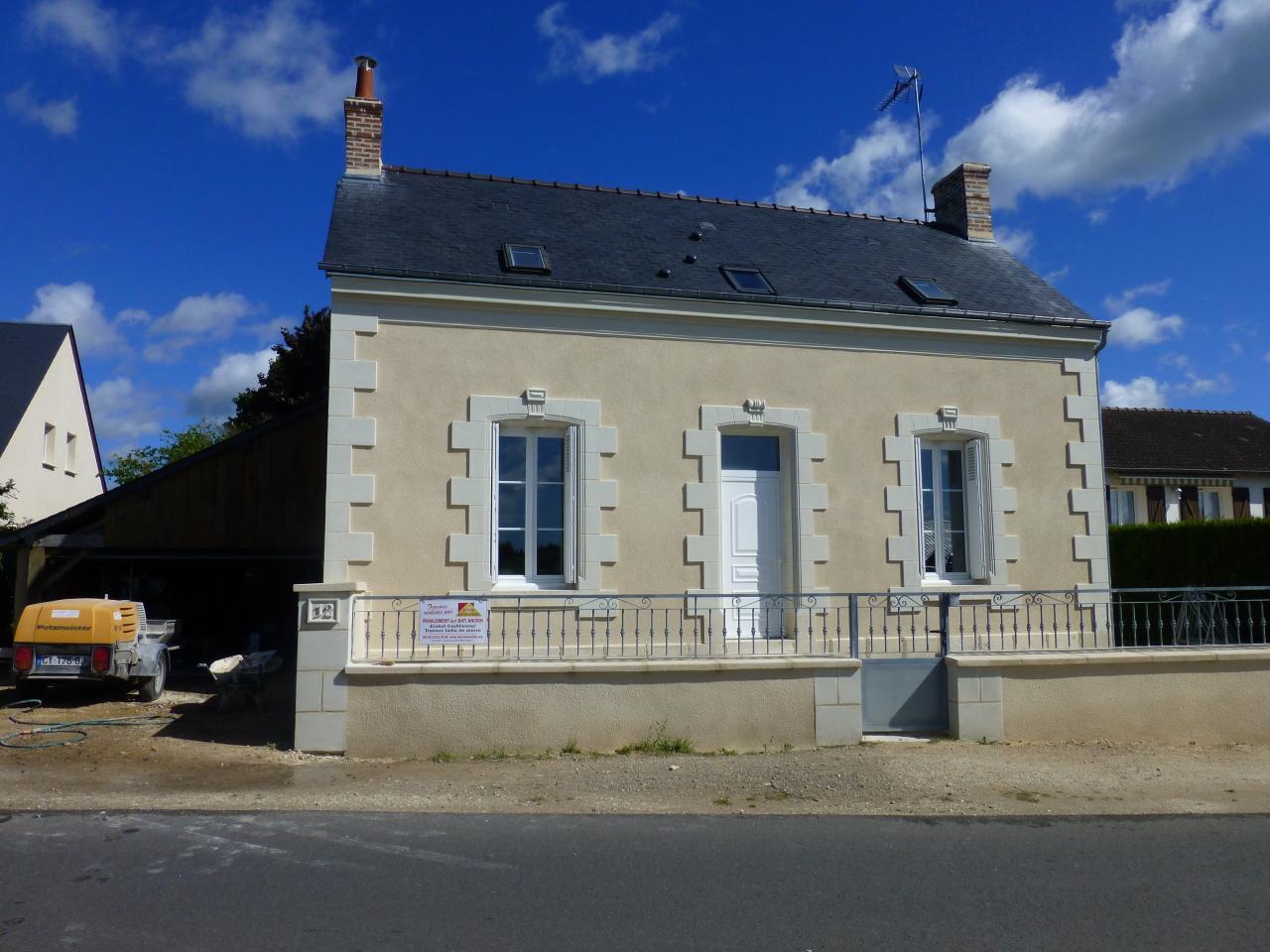 Ravalement de Façade, Loire Rénovation