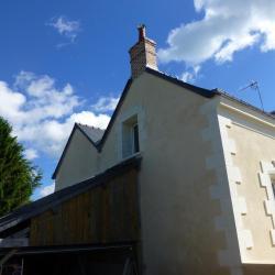 Ravalement pignon Loire rénovation