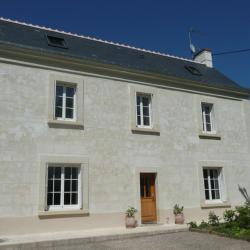 Façade Jardin Loire rénovation