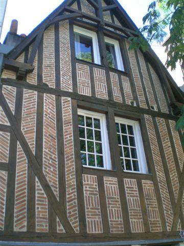 Rénovation immobilière, Loire Rénovation, maison à colombages