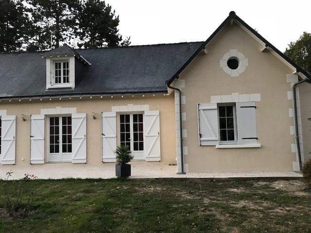 enduit Loire rénovation