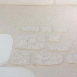 décoration aspect pierre