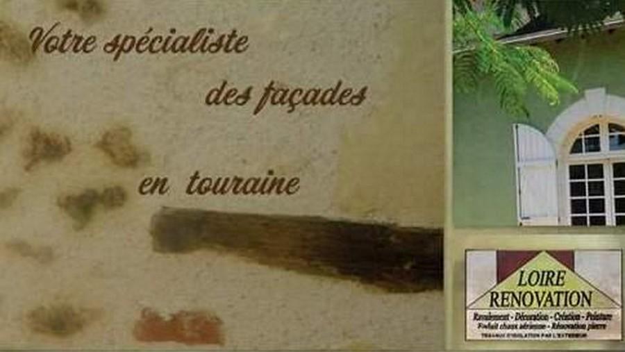 Spécialiste des Façades en Tourraine