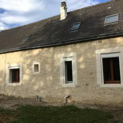 rénovation avec décoration aspect pierre (2)