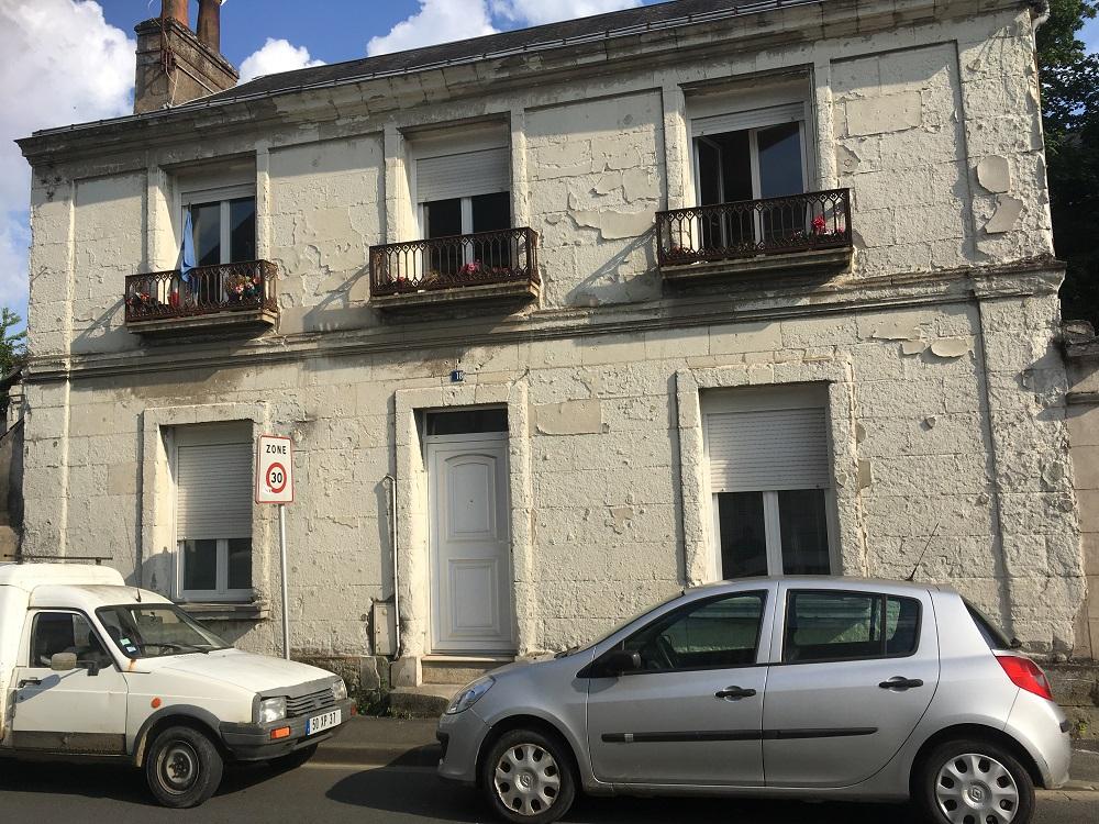 AVANT/ Loire Rénovation