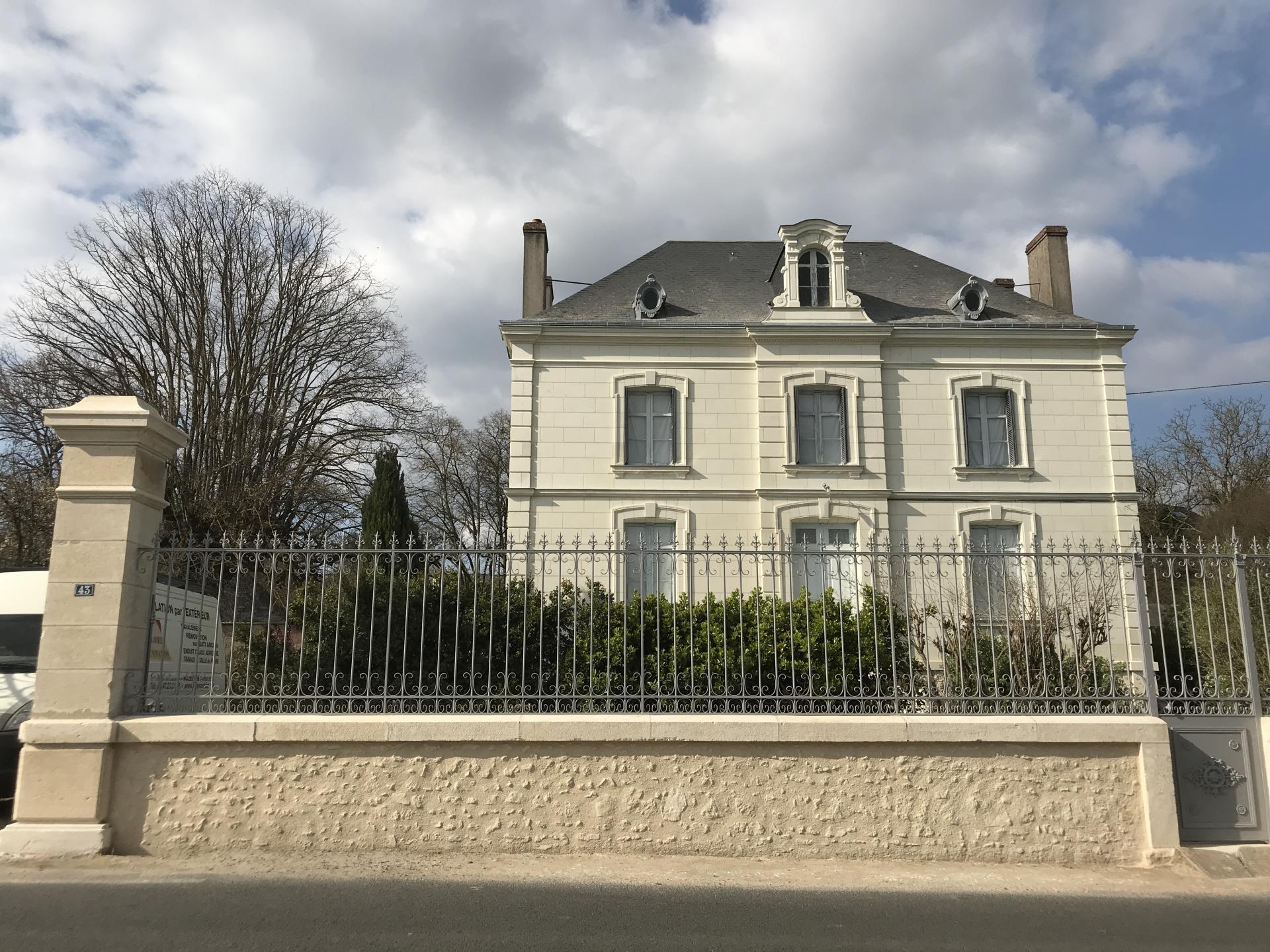 Chançay Loire rénovation