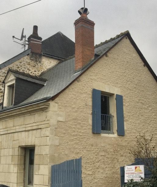 Rénovation Pierres à POCE/CISSE - Après